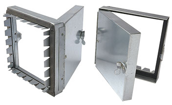 Duct Access Doors & Shop Our HVAC Selection; Spiral Ductwork Elbows Fittings and ... pezcame.com